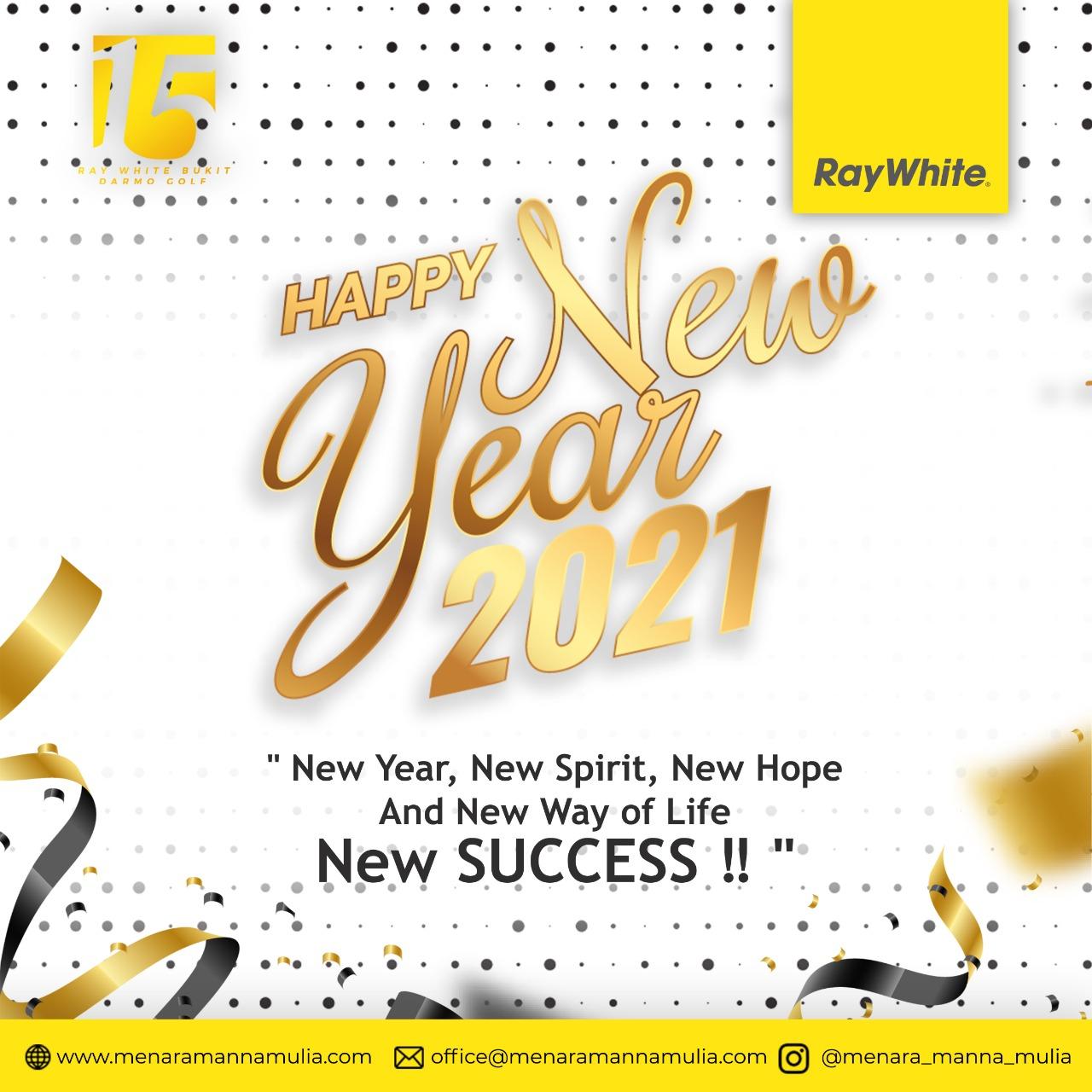 Terima Kasih 2020, Selamat Datang 2021 Selamat Tahun Baru