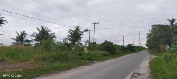 Tanah di DKI Kalimantan Timur, Luas, cocok untuk hunian, Muara Badak, Kutai Kartanegara